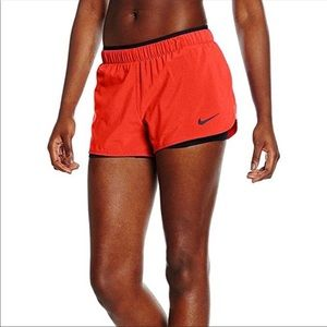 Nike Dri- Fit Shorts Orange Size L